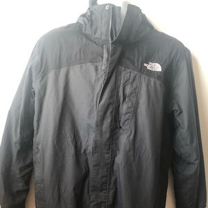 The North Face Jacket - Outer Shell Hyvent Men's L
